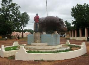 Monument à Bafoulabé