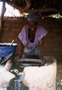 Photo prise à Doulé, Province du Sourou, Burkina Faso en 1996 par Jacqueline Ancelot